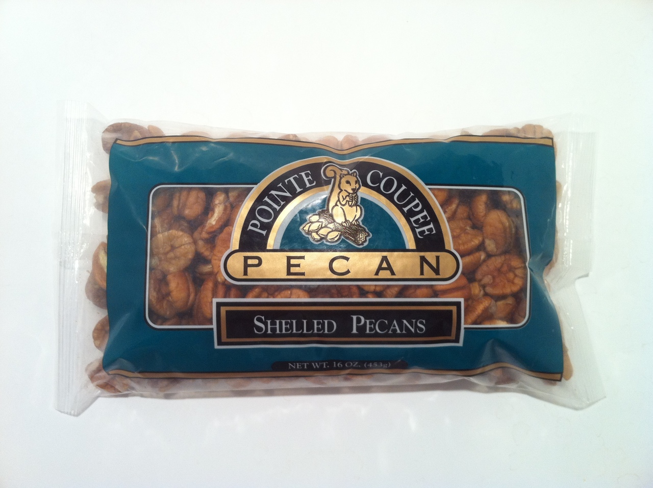 Elliot Pecan Halves 1 lb. Bag